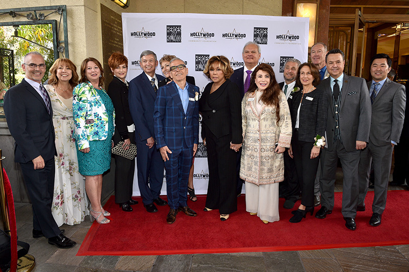 Heroes of Hollywood 2018 presented by the Hollywood Chamber of Commerce Community Foundation