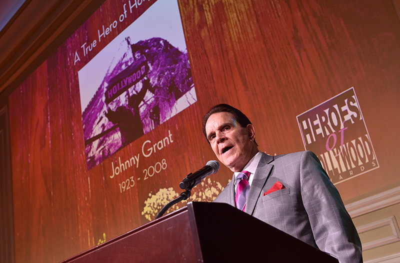 Rich Little honored with Distinguished Service Awards in Memory of Johnny Grant