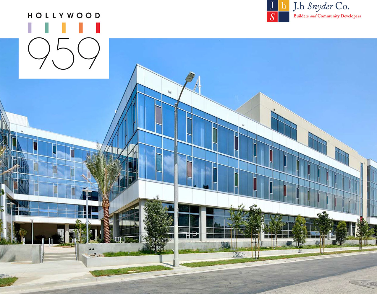 Hollywood 959 project by J.H. Snyder