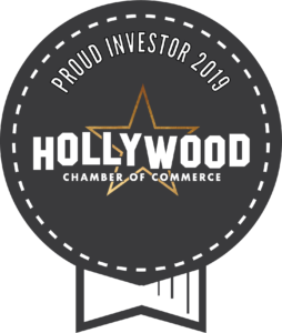 One of the hundreds of businesses which are proud investors of the Hollywood Chamber of Commerce in 2019. If you like to learn more about membership benefits and our advocacy agenda, please visit www.hollywoodchamber.net or call 323-469-8311